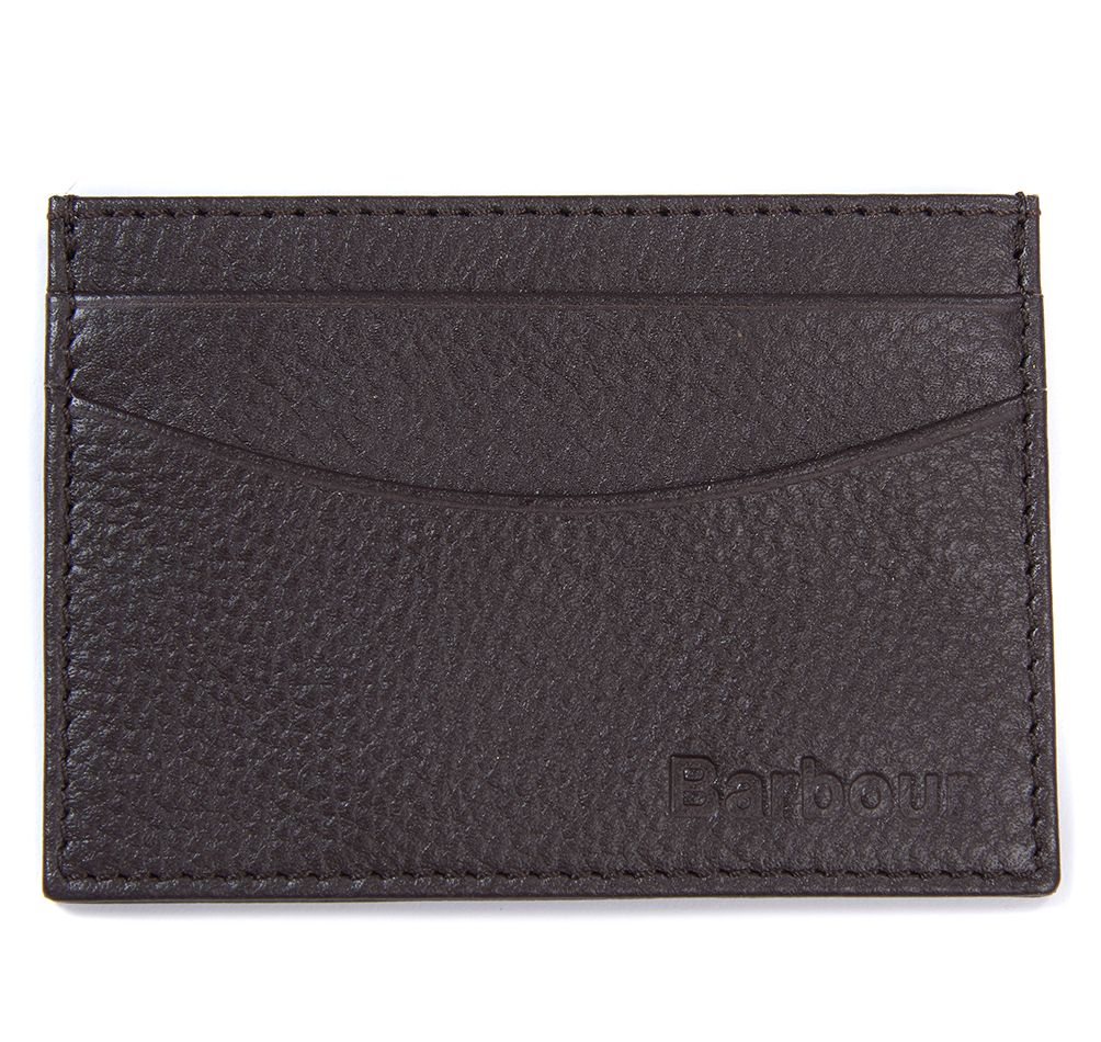 Barbour Amble Leather Card Holder