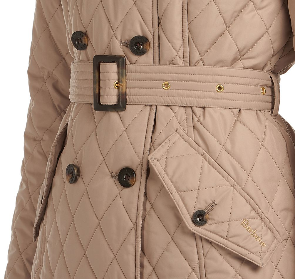 Barbour Cornell Quilted Jacket