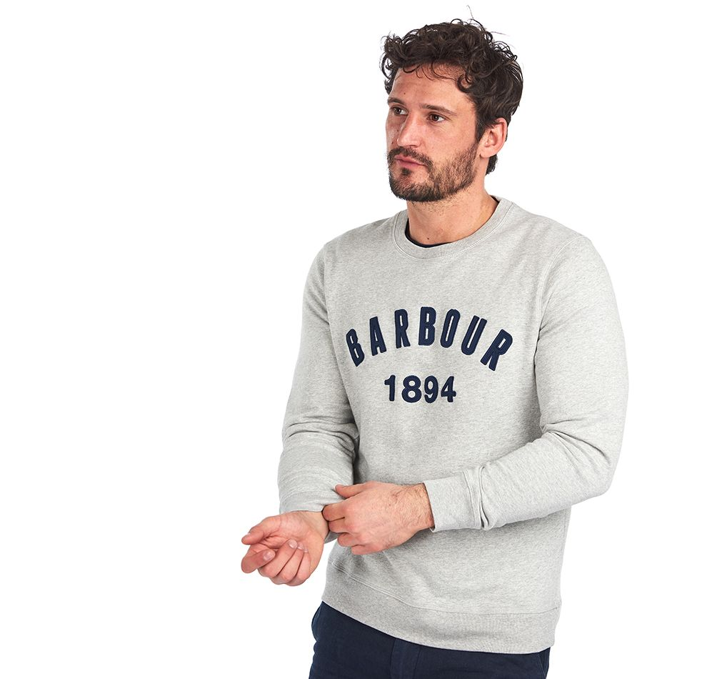 Barbour Dylan Crew Sweatshirt
