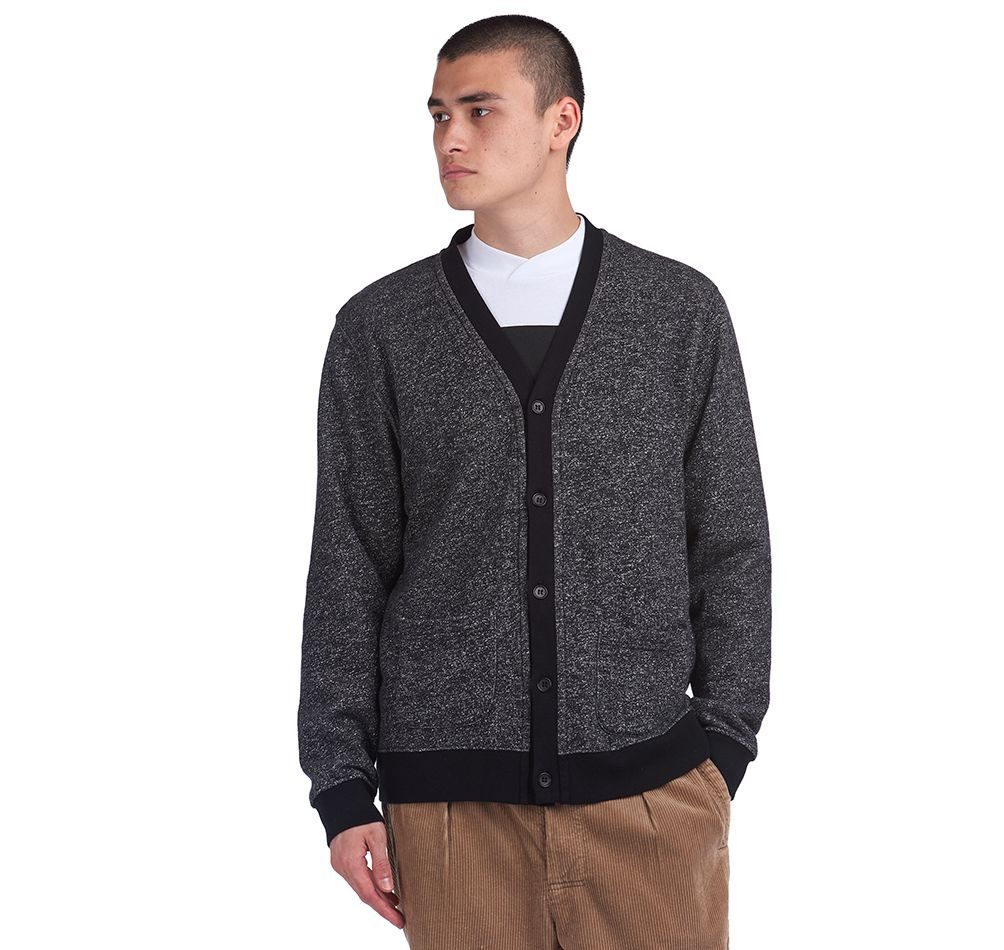 Barbour Mix Cardigan
