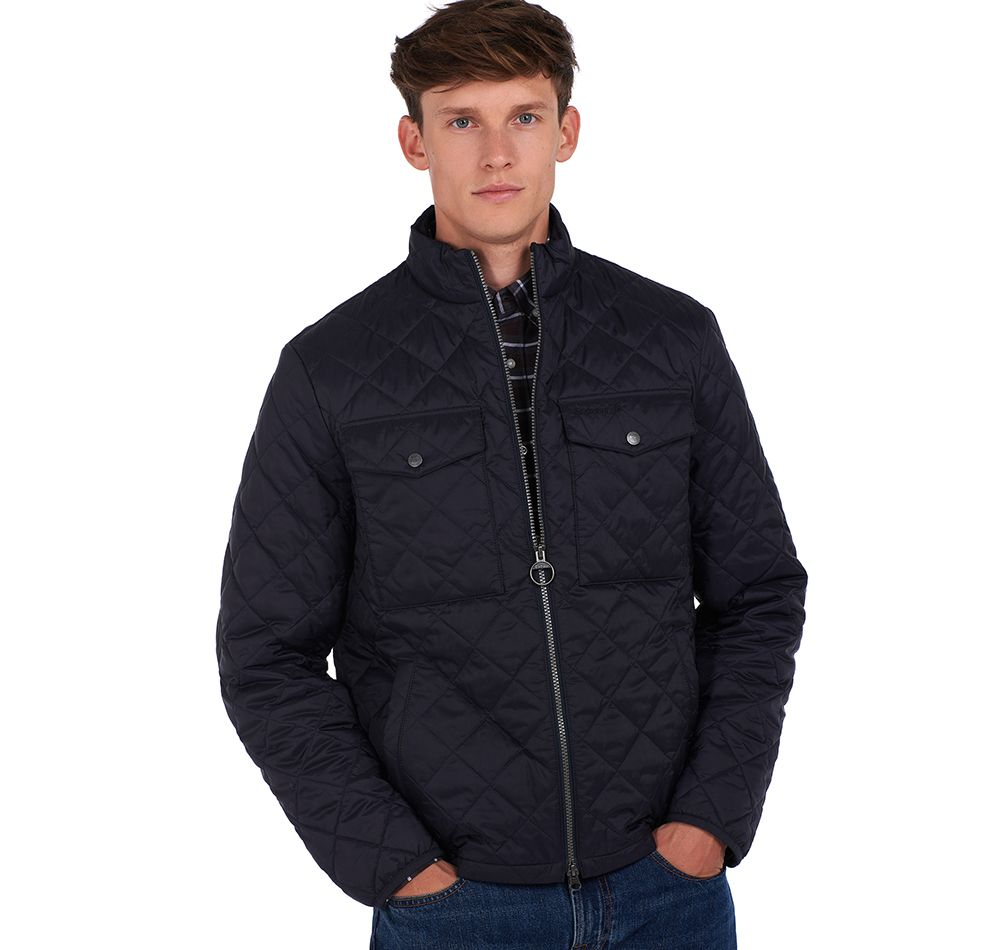 Barbour National Trust Bitturn Quilted Jacket