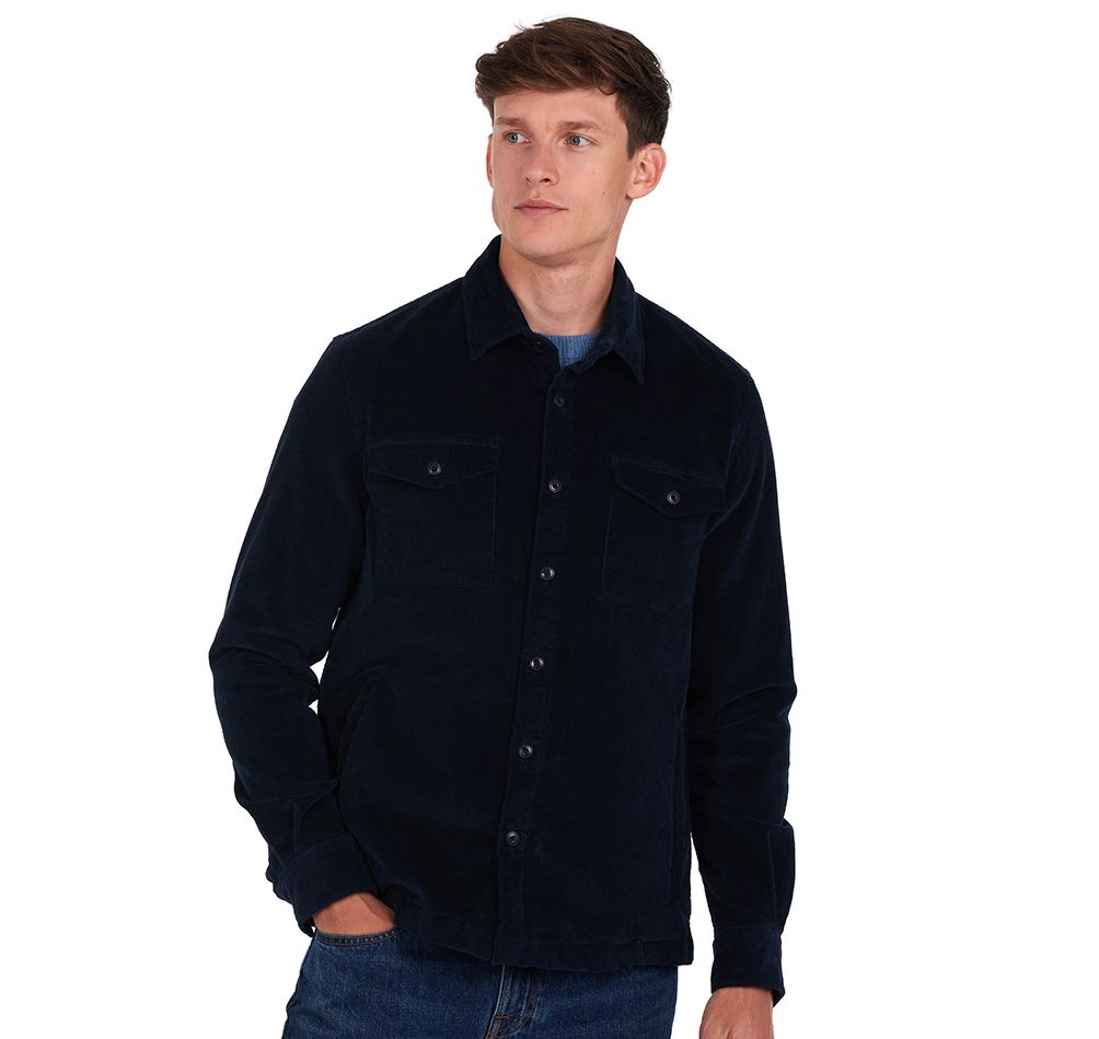 Barbour National Trust Carside Overshirt