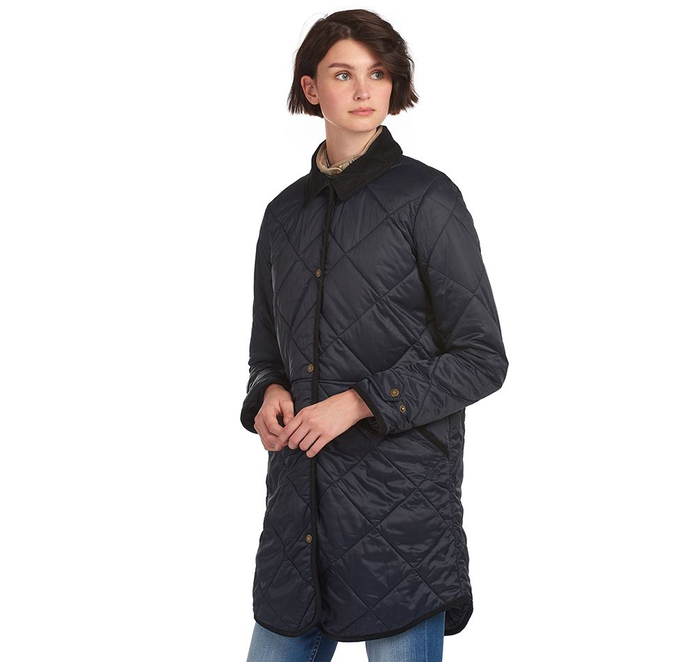Barbour Peppergrass Quilted Jacket