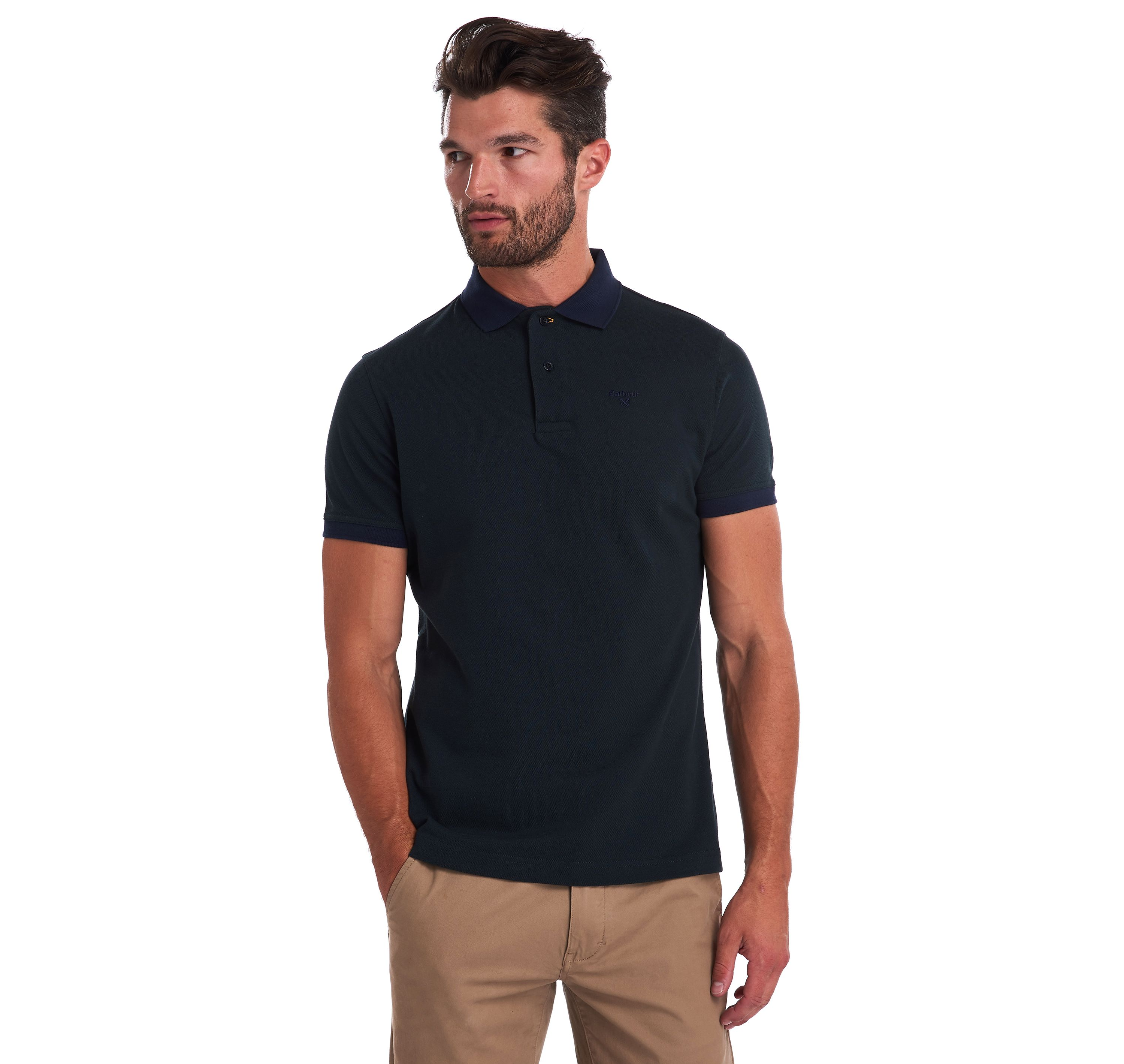 Barbour Sports Mix Polo Shirt