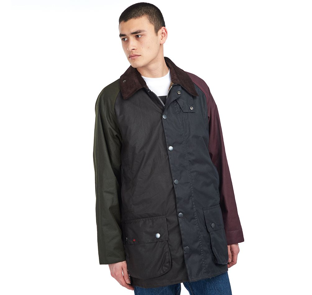 Barbour x Noah Beaufort Waxed Jacket
