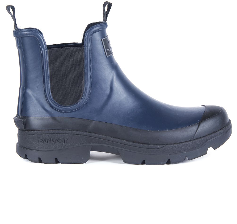 Barbour x Norse Projects Fury Wellingtons